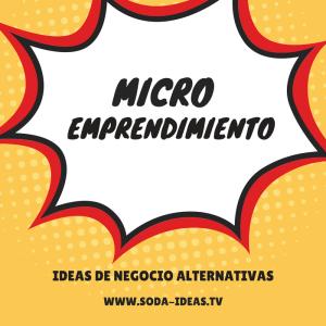 Micro Emprendimiento